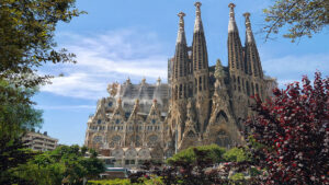 MICE Barcelona – Sagrada Familia